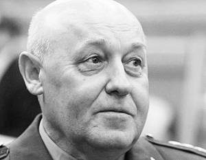 Вывод основной части группировки РФ из Сирии Юрий Балуевский считает правильным решением