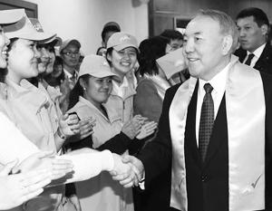 Партия «Нур Отан» вновь получила большинство на выборах в Казахстане