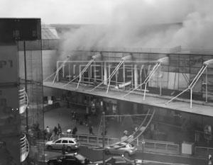 Аэропорт Брюсселя закрыт из-за нескольких взрывов