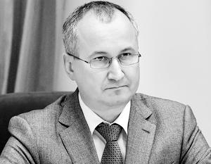 Василия Грицака, единственного генерала на Украине, обладающего «железными яйцами», в Москве сочли придурком и дегенератом