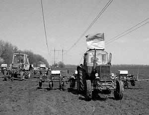 Украинским фермерам не хватает 15 млрд гривен для проведения весенне-полевых работ