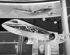 Иордания заинтересовалась самолетом МС-21