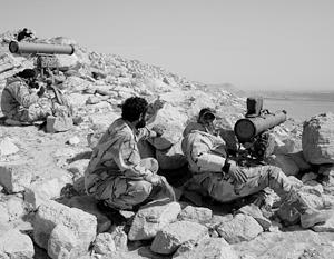 Сирийская армия при помощи россиян добивается успехов в борьбе с терроризмом
