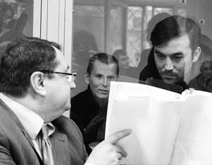 Адвокат Юрий Грабовский защищал российских граждан
