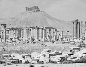 Разрушения уникальных памятников Пальмиры оказались не такими масштабными