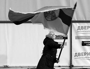 Многие в Сербии воспринимают интеграцию страны в структуры НАТО как предательство