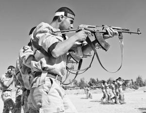 США возобновили подготовку боевиков в Сирии