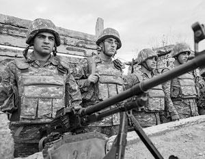 Остановить новую войну за Нагорный Карабах способна только Россия