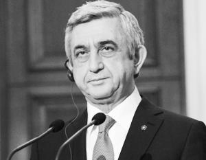 Серж Саргсян руководил обороной Нагорного Карабаха в начале 90-х. Теперь президент Армении говорит о возможности политического признания НКР
