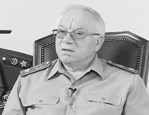 Анатолий Куликов надеется, что новая гвардия использует свои органы разведки для охоты за организованной преступностью