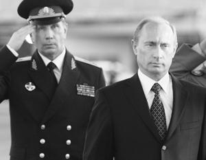 Виктор Золотов теперь по должности входит в узкий круг высших руководителей страны