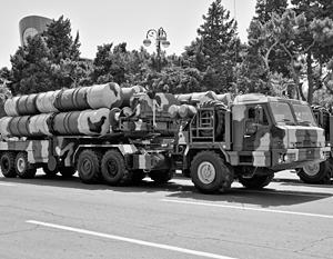 Россия продолжит поставлять оружие Азербайджану в соответствии с контрактами