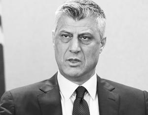 В Сербии новый президент Косова более известен под кличкой Змей
