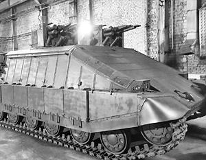 По определению создателей, «Азовец» представляет собой «танк для ведения боя в условиях города»
