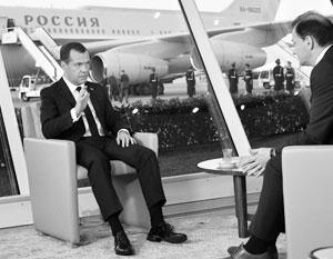 Дмитрий Медведев призвал Азербайджан и Нагорный Карабах к миру