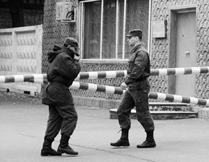Военные лечились в госпитале с диагнозами «психопатия» и «невротическое состояние»