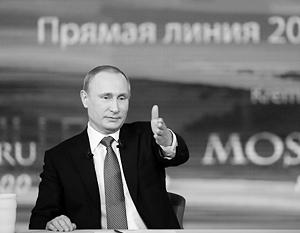 Россия готова протянуть руку дружбы любому, если он сам этого хочет