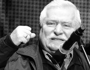 Валенса готов вывести людей на улицы, как во времена «Солидарности» – на сей раз против партии Ярослава Качиньского