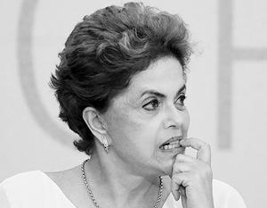 В Бразилии нет альтернативы действующему президенту Дилме Руссефф