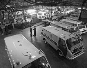 Рижская автобусная фабрика (РАФ) – одно из «последствий» советской «оккупации» Латвии