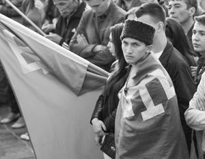 Деятельность меджлиса крымско-татарского народа теперь вне закона