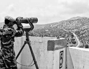 Вот уже 42 года границу между де-факто сирийской территорией и Голанскими высотами сторожат миротворцы ООН