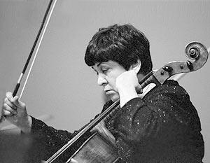 Выдающаяся российская виолончелистка Наталия Гутман
