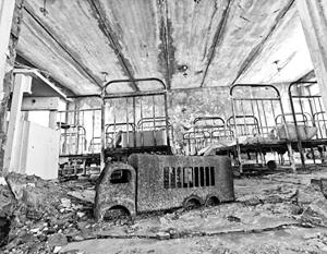 История трагедии Чернобыля похожа на клубок из мифов и легенд