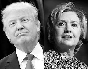 В том, что рейтинг Клинтон проседает на фоне роста популярности Трампа, экс-госсекретарь может винить лишь саму себя