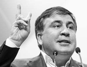 Расшатывание ситуации в Одессе на руку Саакашвили