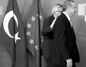 Еврокомиссия не сможет отделаться от Турции пустыми обещаниями, подчеркивают эксперты
