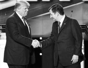 Тед Круз покинул президентскую гонку