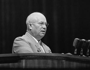 Доклад Хрущева XX съезду КПСС стал источником одного из мифов о войне