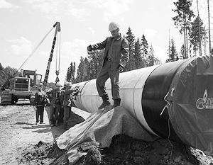 Вашингтон мешал строить газопроводы в Европу еще при СССР