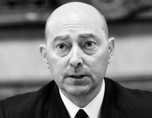 Джеймс Ставридис