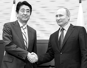 До конца года может произойти рекордное количество встреч Путина и Абэ: две на международных форумах, одна во Владивостоке и одна в Японии