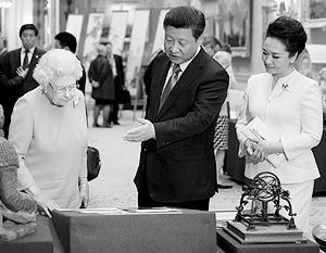 В мире: Китайцы вряд ли были способны нагрубить Елизавете II