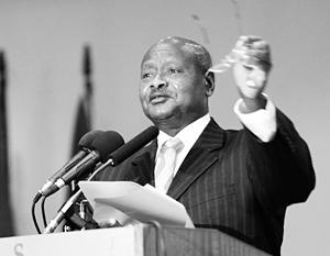 Ранее Мусевени стал объектом жесткой критики за уголовное преследование гомосексуалистов