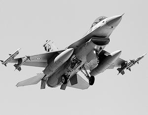 Турецкие F-16 постоянно нарушают воздушное пространство Греции