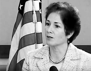 Мэри Йованович должна взять Киев под контроль Вашингтона