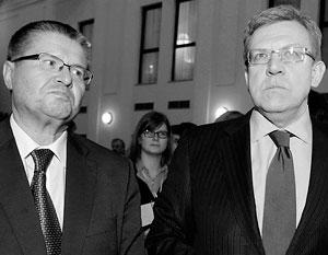 Алексей Улюкаев и Алексей Кудрин представят собственное видение будущего роста российской экономики