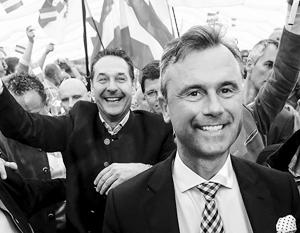 Норберт Хофер не стал президентом Австрии – но в будущем может стать ее канцлером