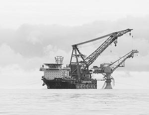 Арктический терминал «Ворота Арктики» в акватории Обской губы предназначен для круглогодичной погрузки в танкеры нефти Новопортовского месторождения