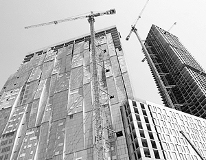 В первом квартале было введено 15,6 млн кв. м жилья, или на 16,3% меньше, чем за тот же период 2015-го