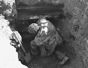 Судьба археологической находки заставляет задуматься о судьбе исторического наследия Москвы