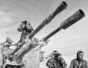 Боевые действия в Сирии приняли довольно странный характер