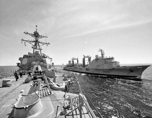 Натовские учения Baltops в Прибалтике проходят под руководством командующего 6-м флотом США