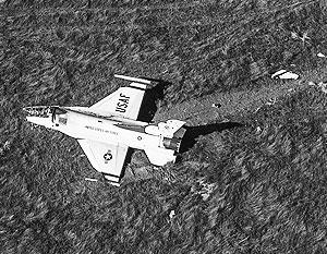 Для американской авиации наступила «черная неделя»
