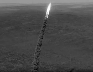 Запуск прошел на полигоне Сары-Шаган в Казахстане