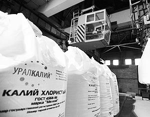 Минск готов объединиться с Уралкалием, потому что его Беларуськалий теперь сильнее